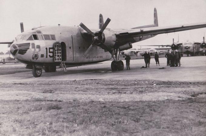 Fairchild R4Q-2 Flying Boxcar