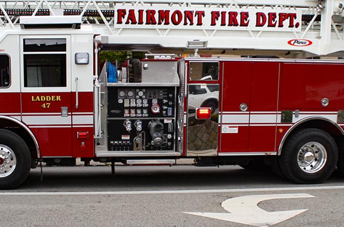 Volunteer Fire Department for Fairmont