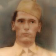 SSGT Harry E. Grubb U.S. Army WW II 1942-1943 Mannington, WV