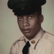 Spec/6 Houston S. Richardson, Jr. U.S. Army Vietnam War 1963-1969 Fairmont, WV