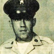 SGT Ronald G. Riffle U.S. Army Vietnam War 1968-1970 Fairmont, WV