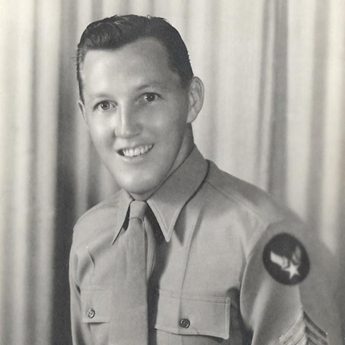 SSGT Lewis C. Wilt from Clarksburg, West Virginia