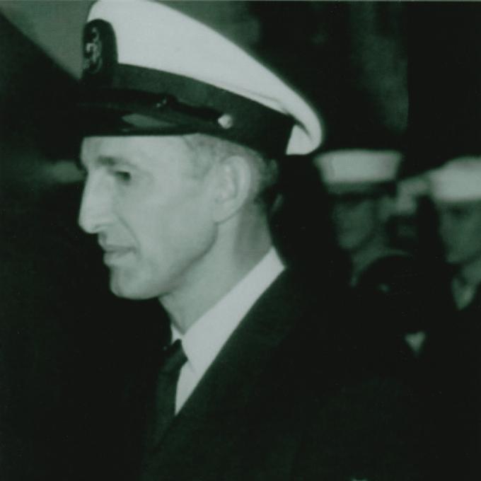 Marion County Veteran MCPO Calvin P. Huey