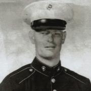 PFC Earl G. Linn U.S. Marine Corps Korean War 1951-53 Fairmont, WV