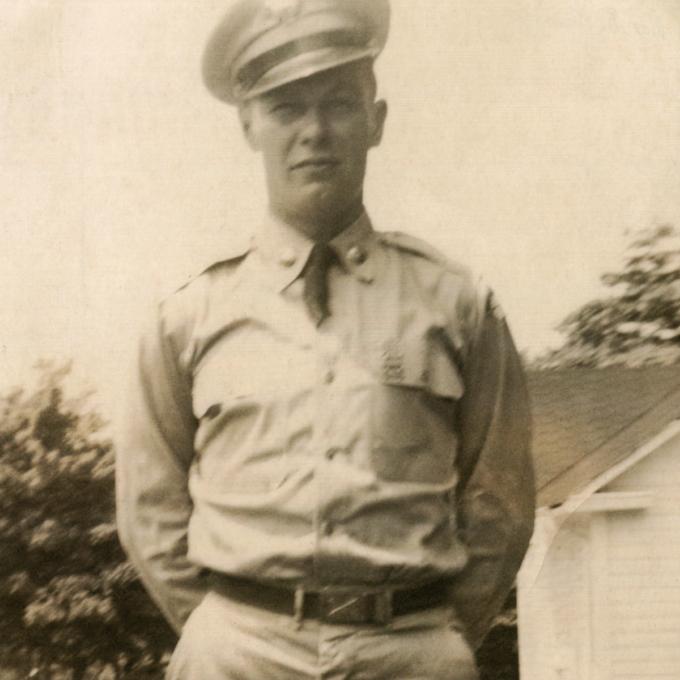 PFC Roy D. Morrison Jr. U.S. Army Korean War 1952-1954 24th AAA Gun Battalion Fairmont, WV